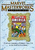 Marvel Masterworks: Golden Age Captain America #2 Variation A
