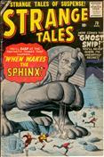 Strange Tales (1st Series) #70