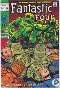 Fantastic Four (UK Edition, Vol. 1) #85