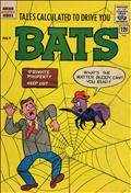 Tales Calculated to Drive You Bats #5