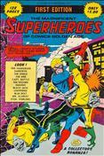The Magnificent Superheroes of Comics Golden Age #1