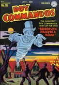 Boy Commandos (1st Series) #16