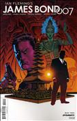 James Bond 007 (Dynamite) #2 Variation A