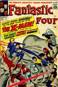 Fantastic Four (UK Edition, Vol. 1) #28