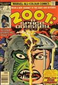 2001, A Space Odyssey (UK Edition) #2