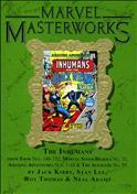 Marvel Masterworks: Inhumans #1 Variation A