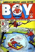 Boy Comics #92