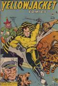Yellowjacket Comics #10