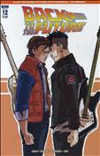 Back To The Future (IDW) #12