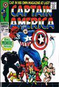 Captain America Omnibus #1 Variation A