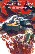 Pacific Rim: Tales From The Drift #3 Variation A