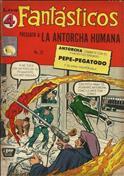 4 Fantásticos, Los (La Prensa) #23