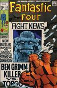 Fantastic Four (Vol. 1) #92