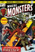 Where Monsters Dwell #32