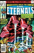 The Eternals (UK Edition) #10