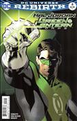 Hal Jordan & the Green Lantern Corps #4 Variation A