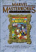 Marvel Masterworks: Golden Age Captain America #1 Variation A