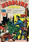 Headline Comics #45