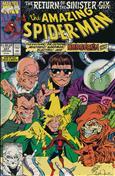 The Amazing Spider-Man #337