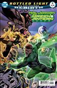 Hal Jordan & the Green Lantern Corps #9