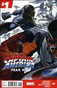 All-New Captain America: Fear Him #1