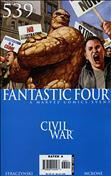 Fantastic Four (Vol. 1) #539