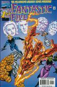 Fantastic Five #1