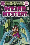 Weird Mystery Tales #1
