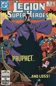 The Legion of Super-Heroes (2nd Series) #309