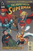 Adventures of Superman #529