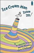 Ice Cream Man #20  - 2nd printing