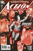 Action Comics #866  - 2nd printing