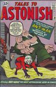 Tales to Astonish (Vol. 1) #38
