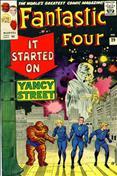 Fantastic Four (UK Edition, Vol. 1) #29