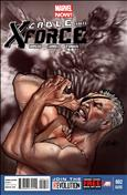 Cable and X-Force #2  - 2nd printing
