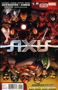 Avengers & X-Men: Axis #5