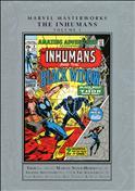 Marvel Masterworks: Inhumans #1 Hardcover