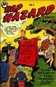 Hap Hazard Comics #1