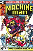 Machine Man #19