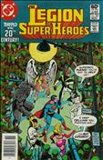 The Legion of Super-Heroes (2nd Series) #281