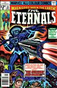 The Eternals (UK Edition) #11