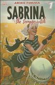 Sabrina the Teenage Witch (Vol. 3) #1 Variation C