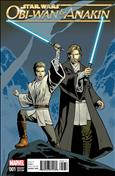 Obi-Wan And Anakin #1 Variation E