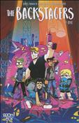 The Backstagers #1  - 2nd printing