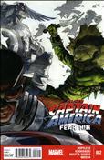 All-New Captain America: Fear Him #2