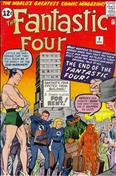 Fantastic Four (Vol. 1) #9