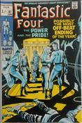 Fantastic Four (UK Edition, Vol. 1) #87