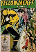 Yellowjacket Comics #8