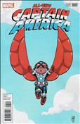 All-New Captain America #1 Variation A