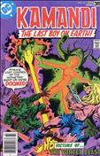 Kamandi, the Last Boy on Earth #55